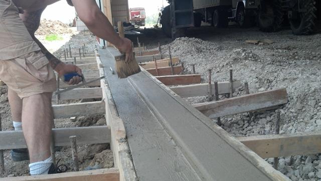 Concrete division butler home builders for Concrete home contractors