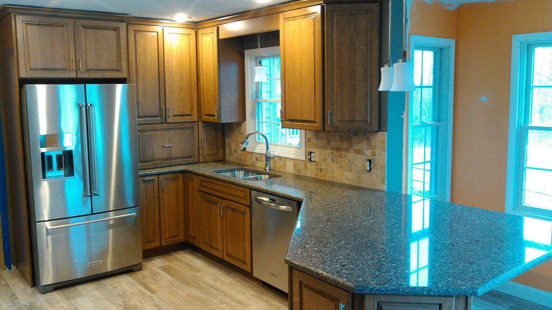 Kitchen Gallery - Butler Home Builders